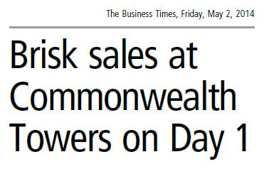 Commonwealth Towers Condominium News Heading
