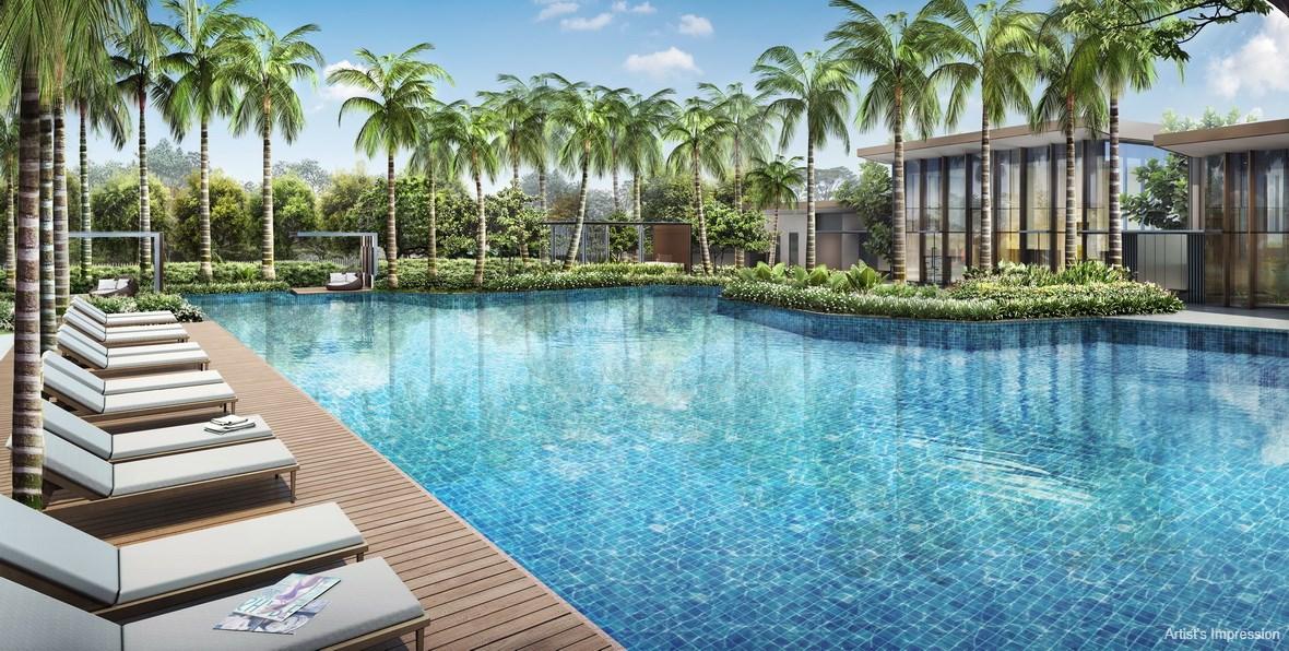 Commonwealth Towers Condominium Liftstyle Pool