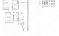Commonwealth Tower Condominium Type (2)c - 2 Bedroom